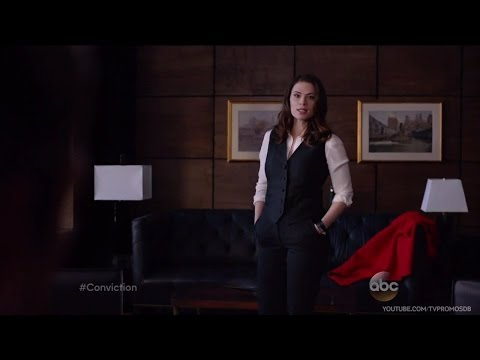 Conviction Season 1 (Promo 'Interrogate, Investigate, Exonerate')