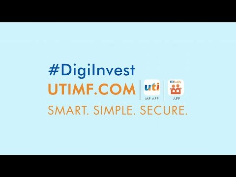 UTI Mutual Fund launches #DigiInvest, a new initiative that enables & simplifies investing digitally