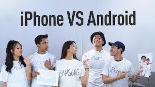 Video iPhone vs Android MP3, 3GP, MP4, WEBM, AVI, FLV November 2018