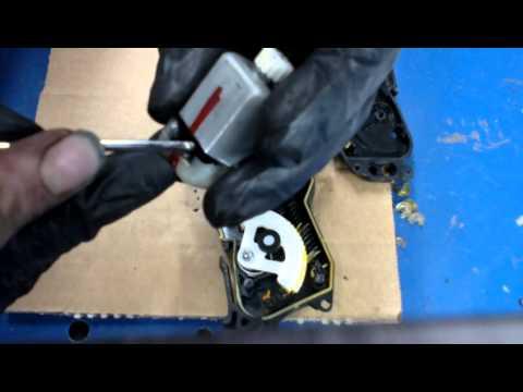 Ford door lock actuator cheap fix DIY F150.MOV