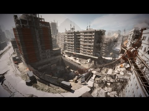 In this blog unique video, see how DICE Level Artist Pontus Ryman takes you through some of the environments and distinguishing features of the map Epicenter from Battlefield 3: Aftermath.  For an in-depth discussion on the visual and gameplay design of t