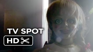 Annabelle TV SPOT - Every Evil Has Origin (2014) - Alfre Woodard Creepy Doll Horror Movie HD