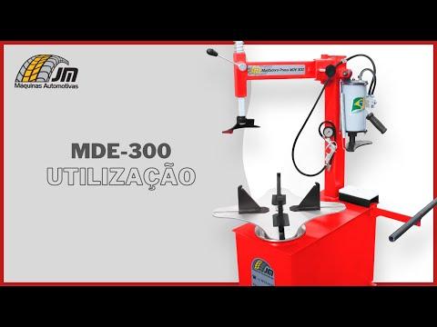 MDE-300 - Utilização