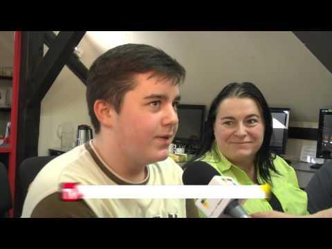 TVS: Zpravodajství Zlínský kraj - 1.4.2016