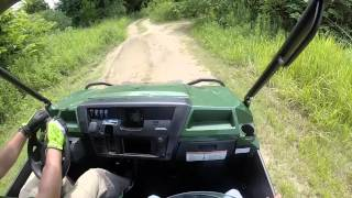 10. Kawasaki Mule Pro-FXT First Ride, Hard Rock Ocala Fl