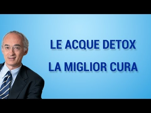 dott. caprioglio - depurarsi con le acque detox