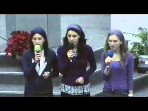 Constient sunt Doamne-Roxana,Maria si Sonia