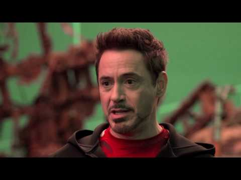 Avengers: Infinity War (Featurette 'Now in Production')