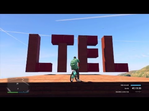 !-WELLCOME TO LTEL-! ( By MaRvin Bmx TM ) - GTA 5 online / BMX / PS4