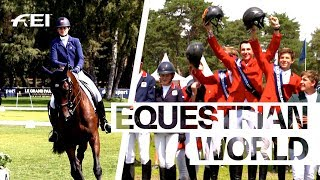 These young riders are the future stars in Jumping, Dressage, and Eventing | Equestrian World
