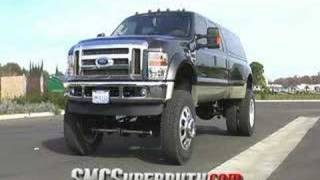 8. 08 F-450 with SMC Hauler DRW Unlimited Powerstroke