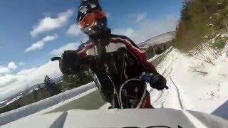 6. Ski doo Freestyle 300 mod