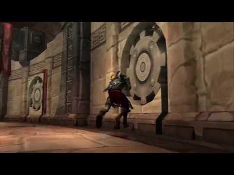 Zerando   God of War 1 HD #07 Pandora's Temple, Rings of Pandora, Blade Artemis & Challenge of Atlas