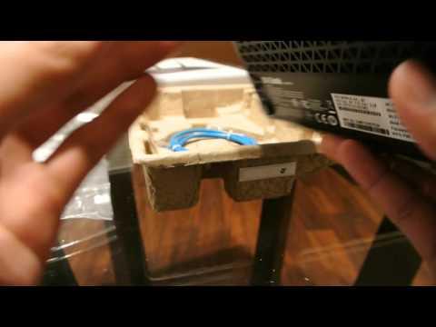 D-Link DIR-813 AC750 Wi-Fi Router Unboxing