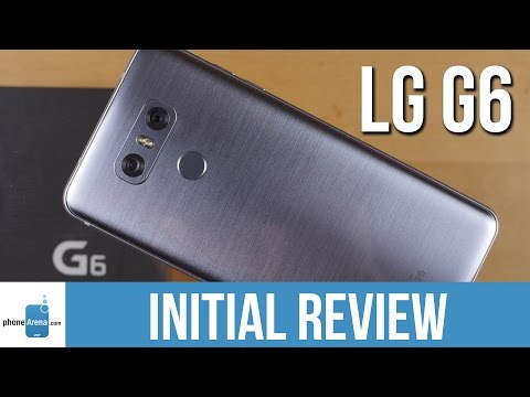 LG G6 Video Review