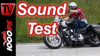 7. Sound video | Harley Davidson Superlow 1200T | V2-Sound | Sonido V2