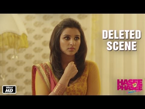 Tum bags pack karlo - Hasee Toh Phasee - Deleted Scenes