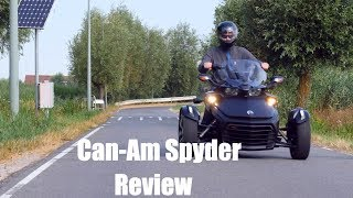 9. Review: Can-Am Spyder F3-S  - First drive