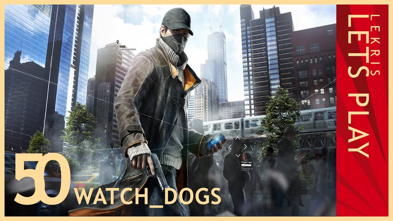 Watch Dogs #50 - Der Defalt Case