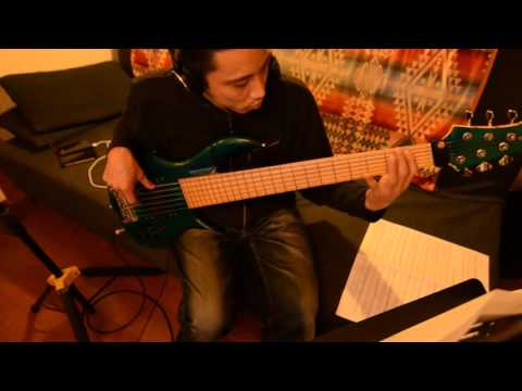 Enigma Machine - Bass Cover By Junpei