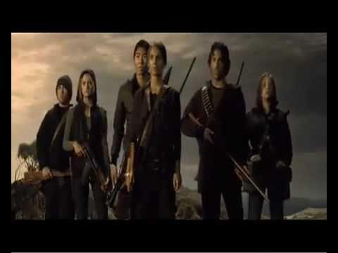 Mañana, cuando la guerra empiece - Trailer en español 1