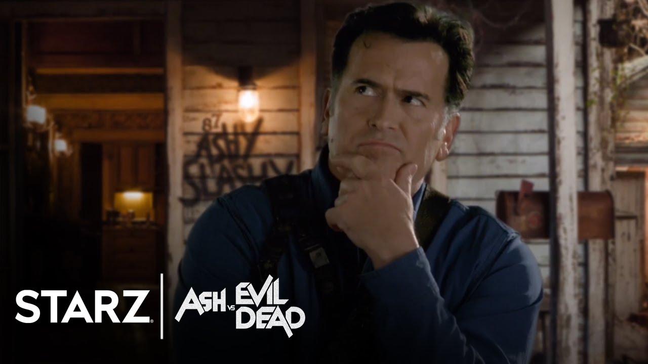 Ash vs Evil Dead | Who