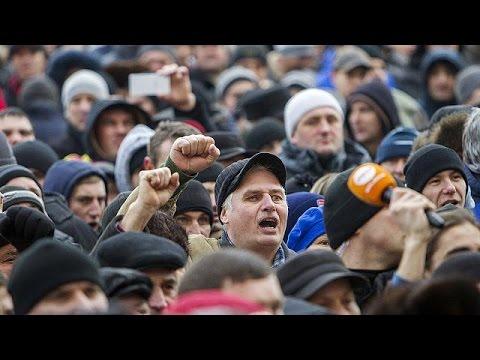 Μολδαβία: Σε αναβρασμό η κοινωνία για την επιλογή του νέου προέδρου