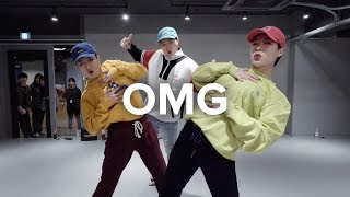 Video OMG - Usher ft. will.i.am / Hyojin Choi Choreography download in MP3, 3GP, MP4, WEBM, AVI, FLV Mei 2017