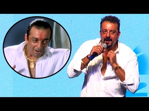Video Sanjay Dutt Says 'Vastav' Dialogue 'Pachaas Tola' After 17 Years download in MP3, 3GP, MP4, WEBM, AVI, FLV January 2017