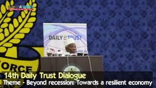 #DailyTrustDialogue : The world today is merit driven - Asiodu