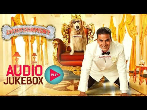 ENTERTAINMENT - Presenting superhit music of movie 'Entertainment' as Audio Jukebox. Tune in & groove to the nonstop full songs. Click & Play Song Listing: 00:03 - Veerey Di Wedding by Mika Singh 03:33 -...