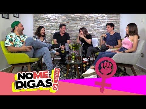 No Me Digas 92 'Feminazis' inv: Yeah Compa