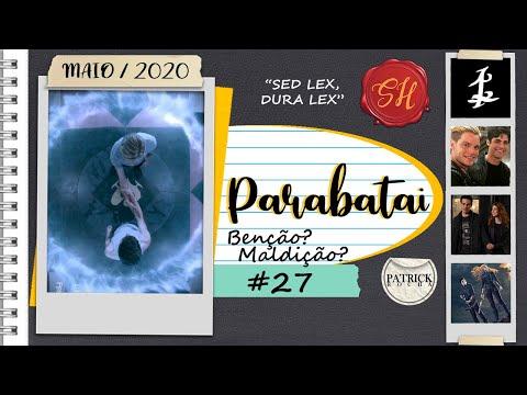 Parabatai, Uma Bênção ou Uma Maldição? (MUNDO DAS SOMBRAS #27) | Patrick Rocha