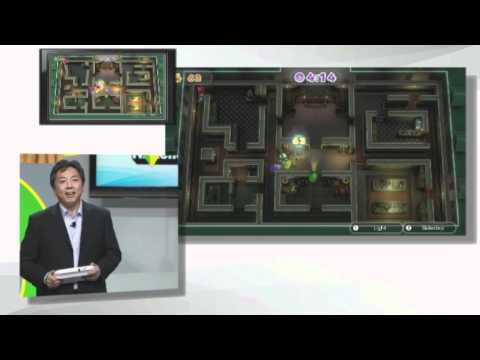 nintendo land e3 2012 - NintendoLand E3 2012 Gameplay Presentation: NintendoLand is the on-board theme park that's packaged with the Wii U. Here's the full presentation featuring Ni...