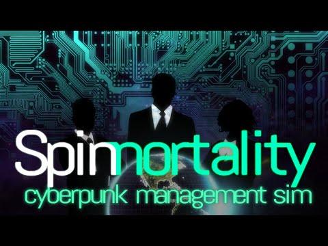 Spinnortality #1