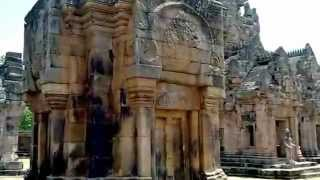 タイの遺跡・建造物パノムルン遺跡