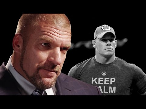 Future - After John Cena refused to join The Authority on Raw, Triple H discusses why the Cenation leader's life is only going to get harder, and why his time is running out. More ACTION on WWE NETWORK...