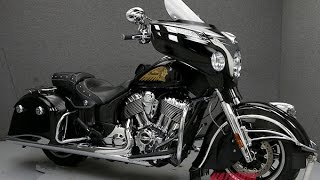 9. 2014  INDIAN  CHIEFTAIN  - National Powersports Distributors