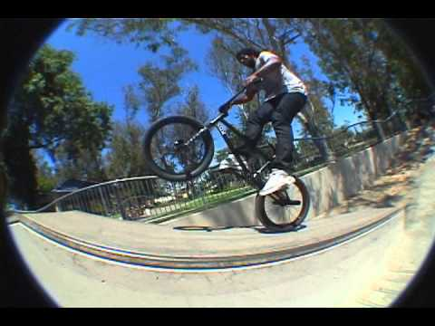 The Come Up BMX Centennial Skatepark Session.