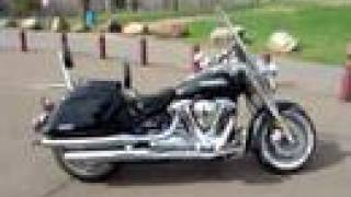 10. 2000 Yamaha Road Star XV1600