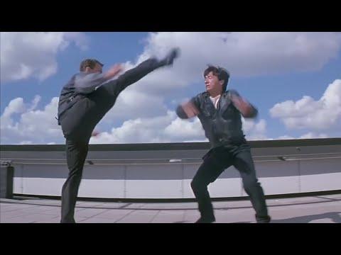 Who Am I? (1998) | Jackie Chan vs Ron Smoorenburg