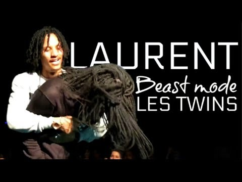LES TWINS | BEAST MODE (LAURENT)