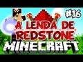 HADOUKEN! - A Lenda de Redstone: Minecraft #16