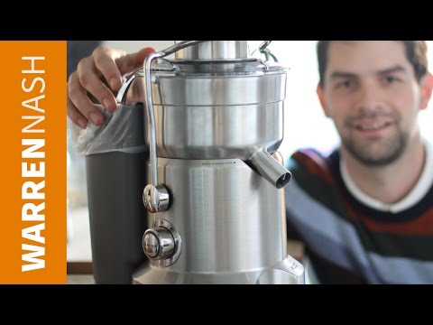 Juicing Challenge Week 1 – Nutri Juicer Pro Review by Sage & Heston Blumenthal