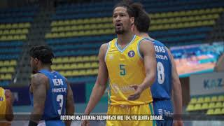 Around the match— VTB United league: «Astana»vs «Kalev»