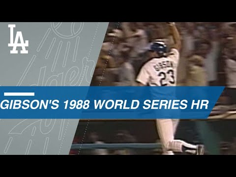 Video: Must C Classic: Gibson's 1988 WS walk-off home run