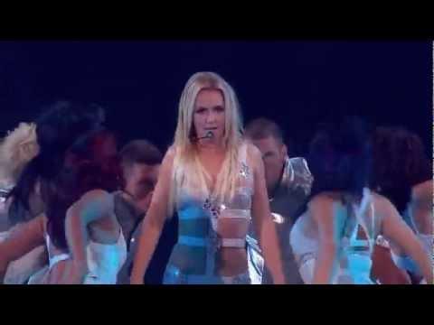 Britney Spears - Femme Fatale Tour DVD HD