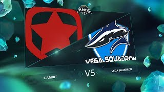 Gambit vs Vega, game 1