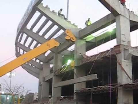 Más remodelaciones en el estadio Olímpico Jaime Morón León