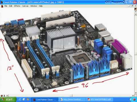 Learn Comptia A+ Lesson 02 - Part 02 - Motherboards